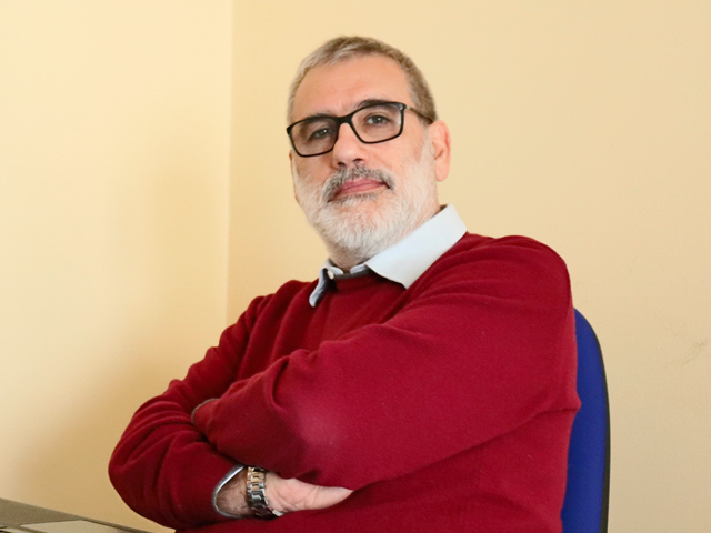 Luigi Bosco, Senior Account Manager Top Consult