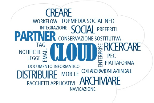 Cloud partner program
